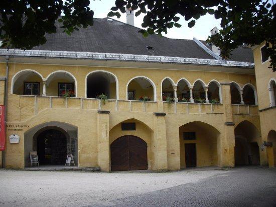 Millstatt, Austria: ingresso al museo