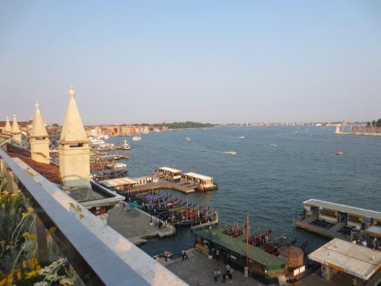 Restaurant Terrazza Danieli: uitzicht vanop dakterras