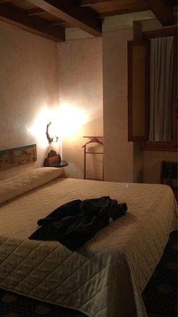 Croce di Malta Hotel: La stanza