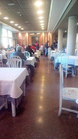 Beasain, إسبانيا: Hotel Salbatoreh Restaurant