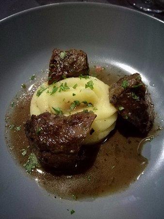 Proenca-a-Nova, Portugal: Bochecha de vitela 18horas 76graus