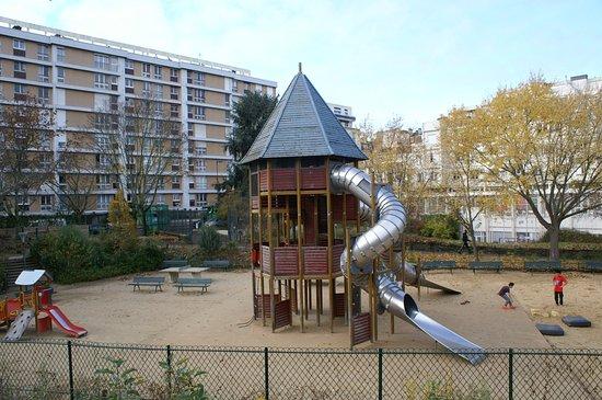 Square de la roquette paris aktuelle 2018 lohnt es sich for Hotel rue de la roquette paris 11