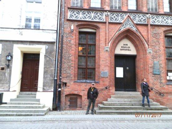 House of Nicolas Copernicus Museum