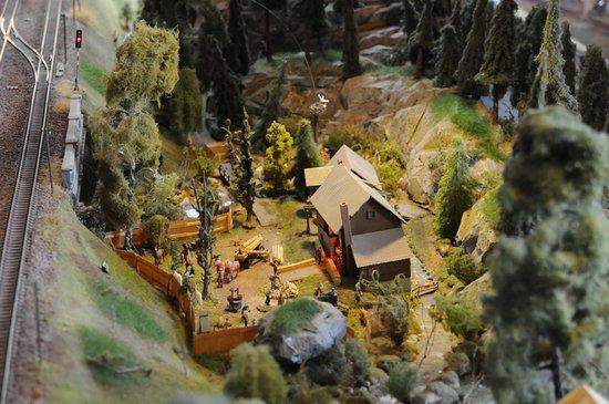 Modelová železniční show