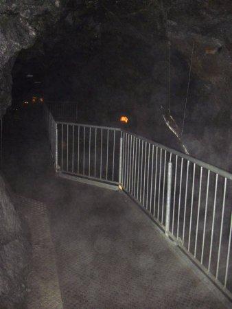 Radenthein, Oostenrijk: interno miniera