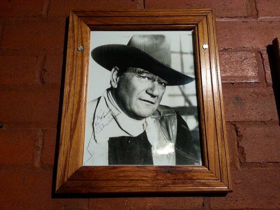 El Rancho Hotel & Motel: The Great John
