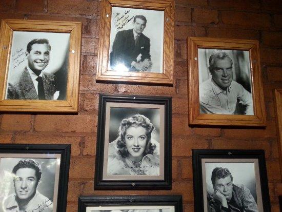 El Rancho Hotel & Motel: Movie stars
