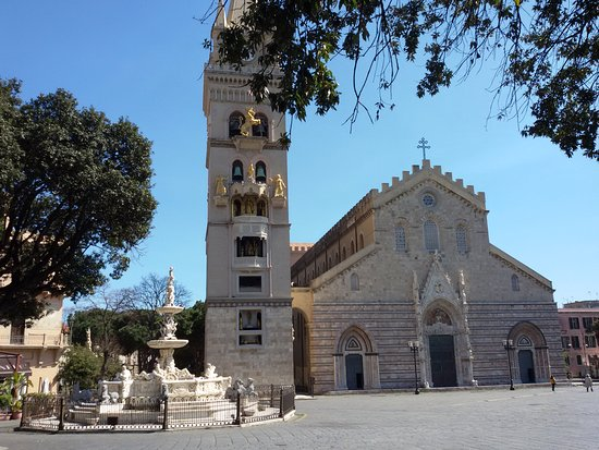 Milazzo, Italy: The Cathedral of Messina
