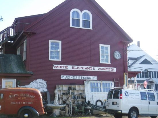 Essex antiqueing destination.