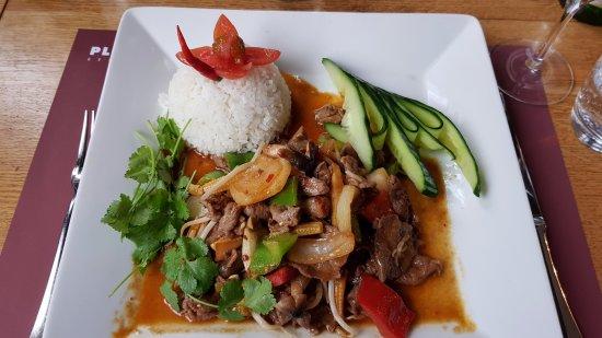 Plattform Restaurants: Gut gewürzt, schön dekoriert, so macht Essen Spass