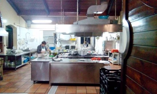 Province of Naples, Italy: cucina a vista