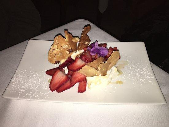 Paranga: Dessert zum ersten