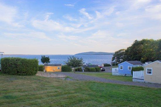 เบลฟัสต์, เมน: The view from cottage #1