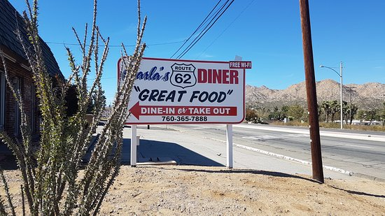 Yucca Valley, CA: Don't drive past, pull in!
