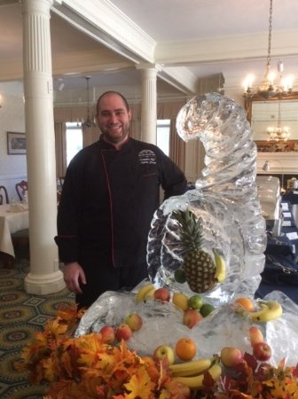 Middlebury, VT: Executive Chef Stephen Young