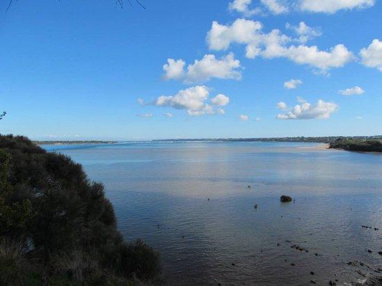 Inverloch, ออสเตรเลีย: Screw Creek Townsend Bluff Estuary Walk