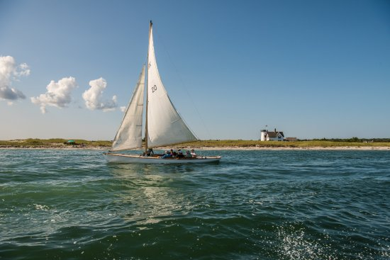 Chatham, MA: More sailboats and beach landscapes