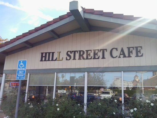 Hill Street Cafe Burbank California
