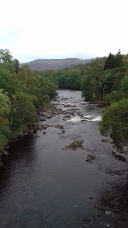 Parkdean Resorts - Tummel Valley Holiday Park: View From Tummel Bridge