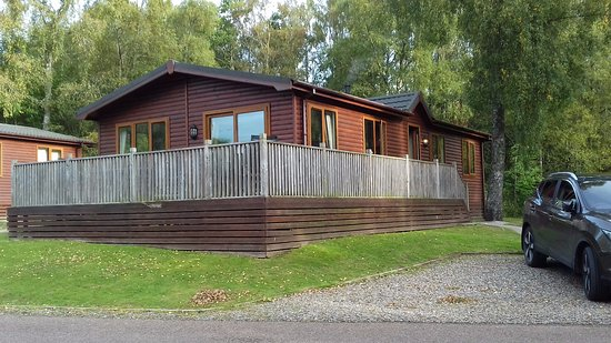 Parkdean Resorts - Tummel Valley Holiday Park: Riverside Lodge