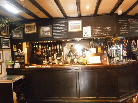 Rydal, UK: Badger Bar