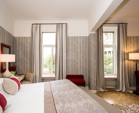 The Half Suite at the Angleterre Hotel