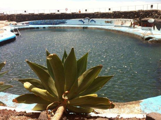 Tabaiba, Spain: Piscina natural
