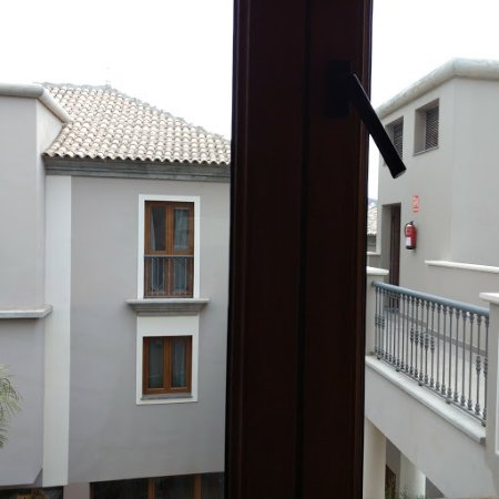 Marylanza Suites & Spa: View