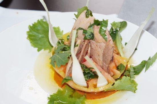 Meson Hermanos Carrasco: Ensalada de tomate
