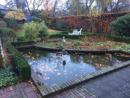 Hamont-Achel, Belgien: Tuin