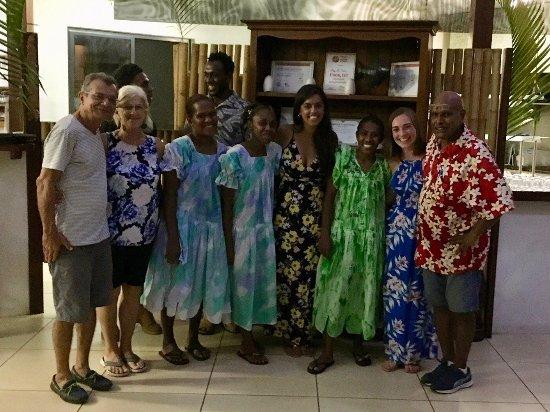 Village de Santo Resort: Staff