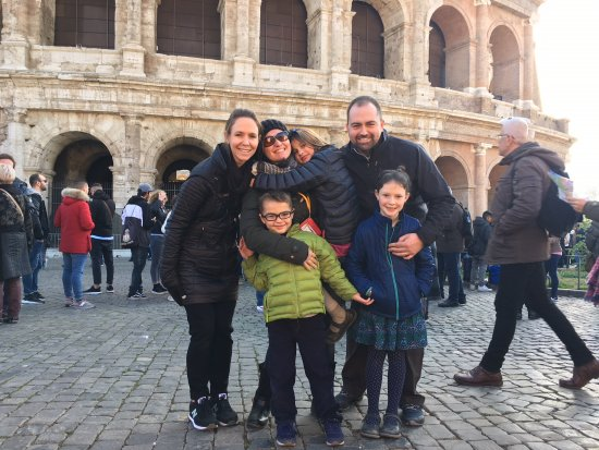 Kids Tours of Rome