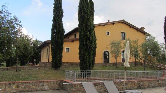 Fattoria Santo Stefano: Awesome villa.