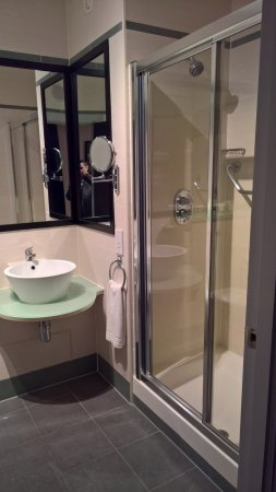 Crowne Plaza Hotel Dublin Airport: shower
