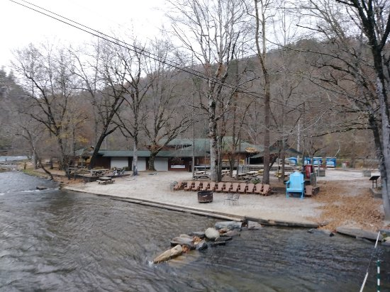 Nantahala Outdoor Center : Recreation area