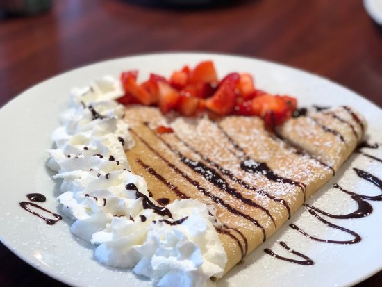 Everett, WA: Piroshky & Crepes