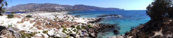Elafonissi, Yunani: Der schöne Strand