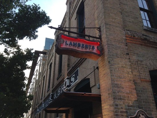 Lamberts Downtown Barbecue: photo1.jpg