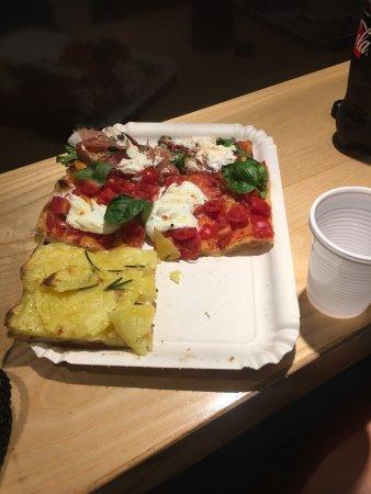 Increíbles pizzas