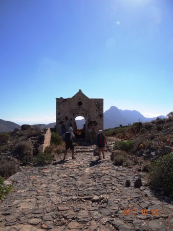 Gramvousa, Greece: Aussicht