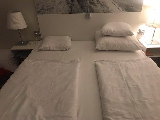 Clarion Hotel Sign: Så här bäddar man en säng enligt personalen