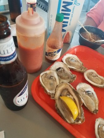 Give me Oysters and Beer