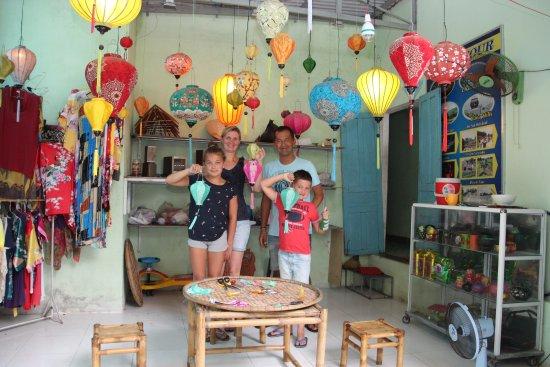 The Lantern Lady Lantern Making Workshops