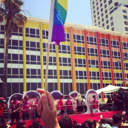 Dan Tel Aviv Hotel: Pride week TLV