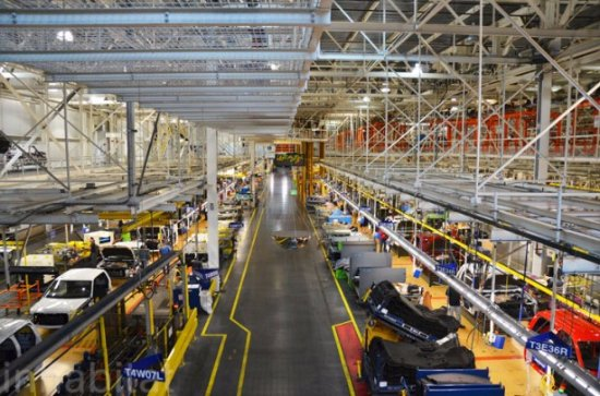 Ford Rouge Plant >> Ford Rouge Plant Picture Of The Henry Ford Dearborn Tripadvisor