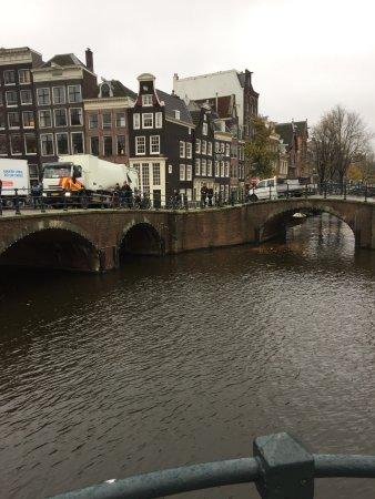 Emperor's Canal (Keizersgracht) صورة فوتوغرافية