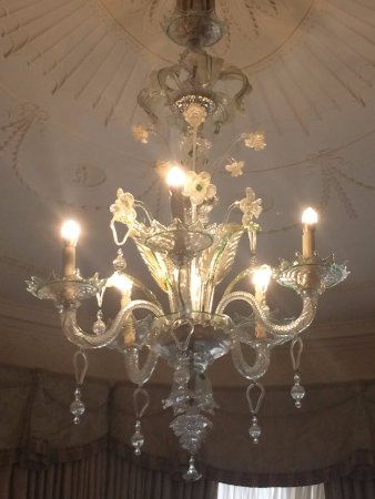 Farmleigh House and Estate: Murano Chandelier