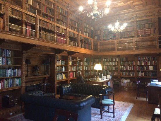 Farmleigh House and Estate: Library