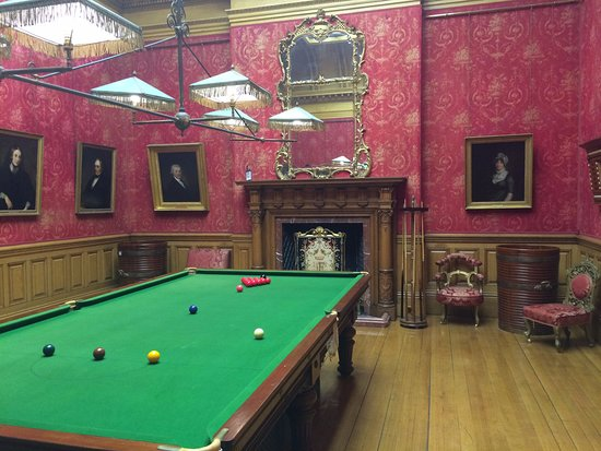 Farmleigh House and Estate: Billiards Room