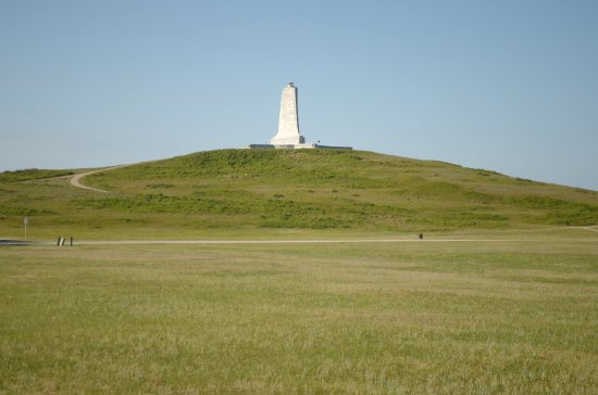 Wright Brothers National Memorial: il monumento